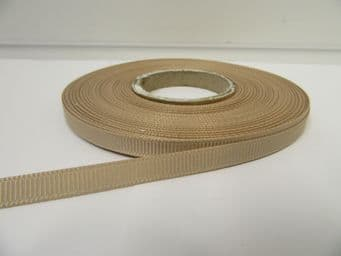 Light Gold Grosgrain ribbon Ribbed Double sided, 3mm, 6mm 10mm 16mm 22mm 38mm 50mm